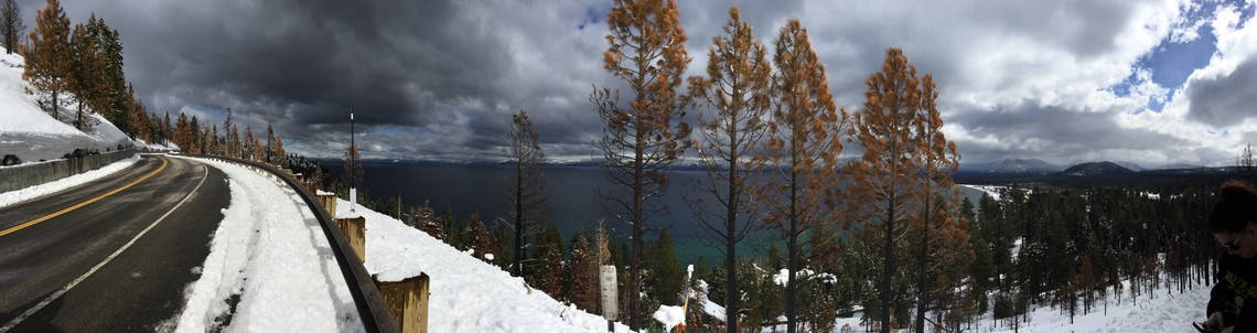 © Lake Tahoe Panorama