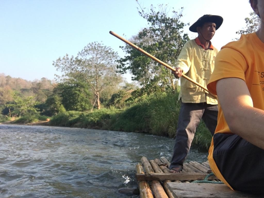 Bambus Rafting in Chiang Mai (2) | © Tim Sauer
