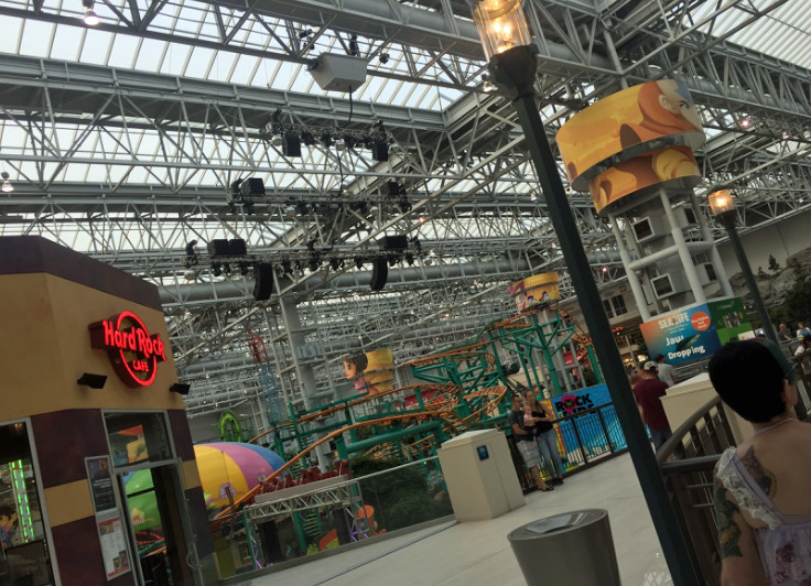 In der Mall of America