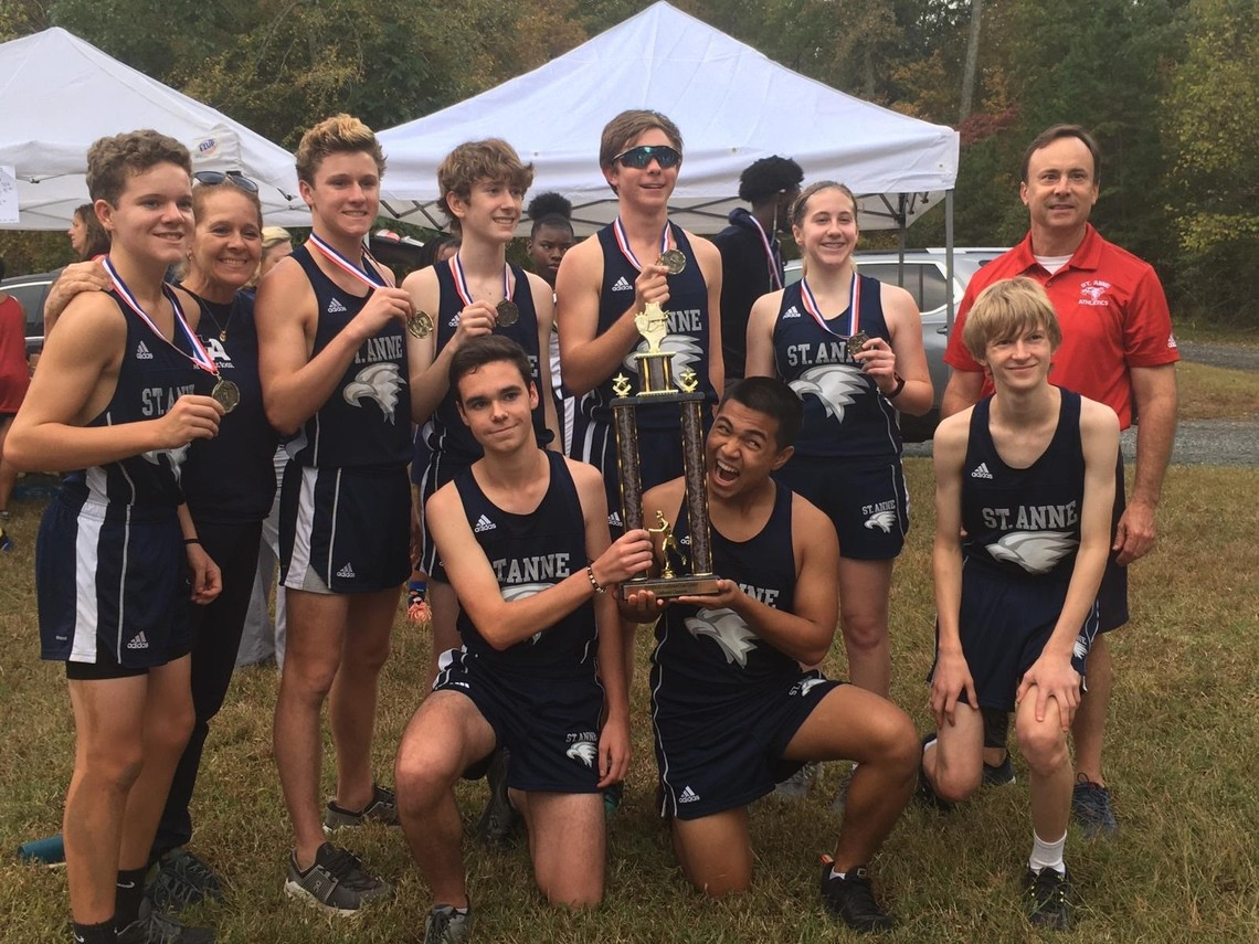 Cross Country Champions | © Daniel Rodriguez Perez